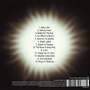 Battle For The Sun (CD) - back side